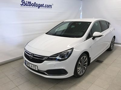 begagnad Opel Astra 1.6T 200hk AT Dynamic OPC