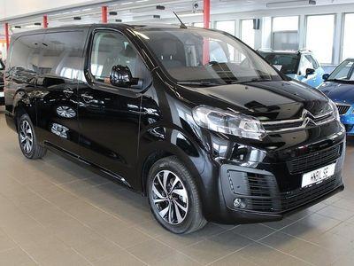 begagnad Citroën Spacetourer BlueHDi 180HK Shine 8-sits HUD Webasto