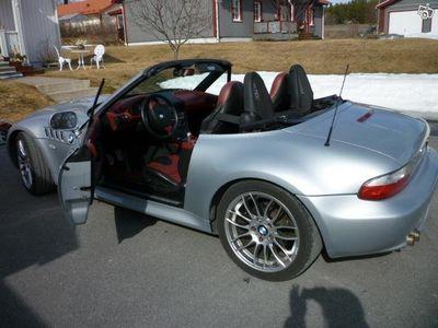 begagnad BMW Z3 2,8, Cab, -98, 193 hkr, 10.923 mil -88