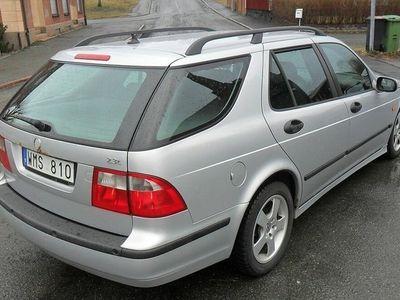 begagnad Saab 9-5 SportCombi 2.3 T Automat Vector 185 -05