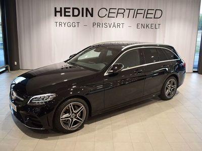 begagnad Mercedes C200 Kombi Fleet// DRAG // AMG LINE // NAV