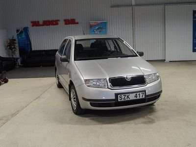 begagnad Skoda Fabia 2002, Sedan 21 900 kr