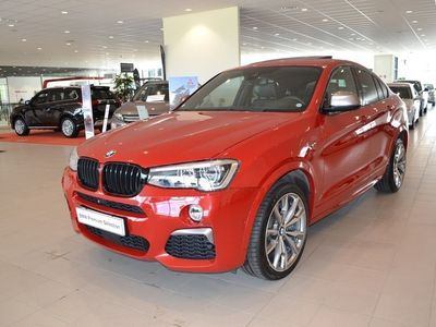 gebraucht BMW X4 M40i Innovation / Lounge / Nav (360hk)