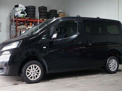 begagnad Nissan NV200 Combi 1,6 B 95 200:- ex moms