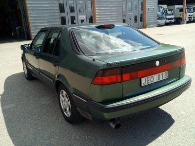 begagnad Saab 9000 CSE 2.0. Nytt bottenpris