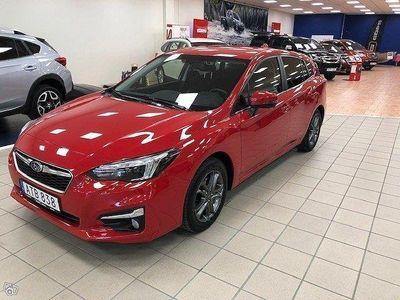 begagnad Subaru Impreza 2.0 4WD Lineartronic Euro 6 156hk