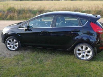 begagnad Ford Fiesta Titanium 1.25 82hk 5-d -12
