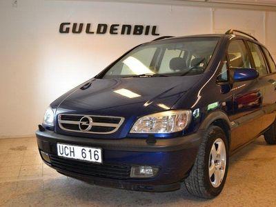 brugt Opel Zafira 1.8 7-sits 125hk Nyservad bes 202 -03