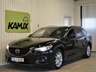 begagnad Mazda 6 Wagon 2,0 Skyactive-G 165hk