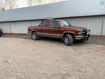 gebraucht Chevrolet Silverado 1500 6,5TD 4x4 höglåg -99