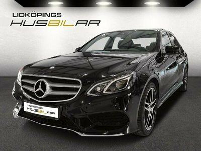 begagnad Mercedes E400 7G-Tronic Plus AMG Sport Euro 6 333hk