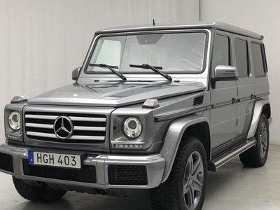 begagnad Mercedes G350 Gd Lång W463 2016, Kombi 712 000 kr