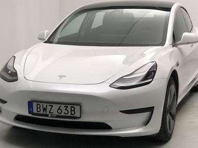 begagnad Tesla Model 3 Standard Range RWD 2020, Halvkombi 499 000 kr