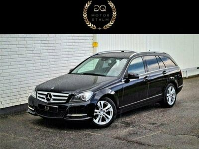 begagnad Mercedes C220 204 KCDI