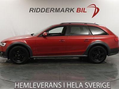 begagnad Audi A4 Allroad quattro 2.0 TDI Dragkrok D-Värmare EU6 2016, Personbil Pris 159 800 kr