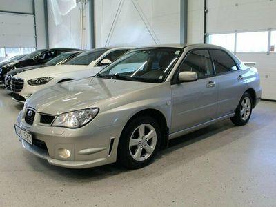 begagnad Subaru Impreza 2.0 4WD Automat Drag Kamrem bytt 160hk