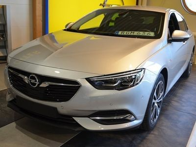 brugt Opel Insignia GRAND SPORT Turbo 200hk Automat EURO 6