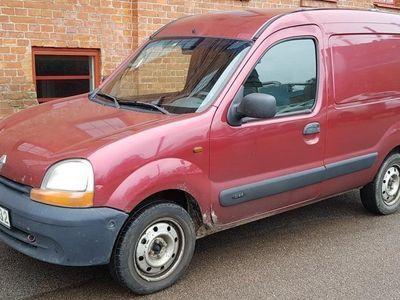 begagnad Renault Kangoo Express 1.9