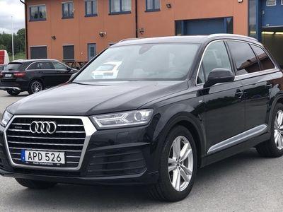 used Audi Q7 3.0 TDI quattro (272hk)