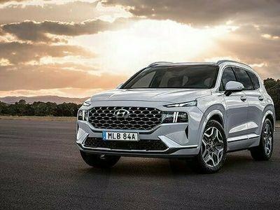 begagnad Hyundai Santa Fe Plug-In Hybrid Advanced 4WD 7-Sits 2021, SUV Pris 584 900 kr