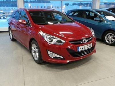 begagnad Hyundai i40 1,7 Crdi Business
