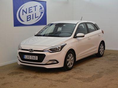 begagnad Hyundai i20 1.4 Automat Premium 101hk
