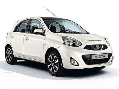 begagnad Nissan Micra 80 Visia