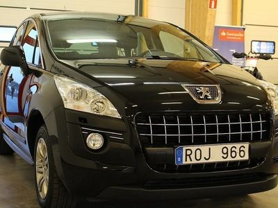 begagnad Peugeot 3008 1.6 Turbo DRAG 2010, Halvkombi 77 500 kr