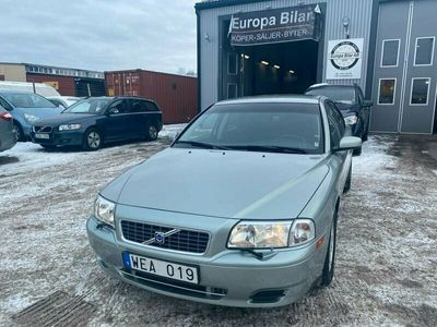 begagnad Volvo S80 2.4 DRAG SV-SÅLD K-REM BYTT 140hk