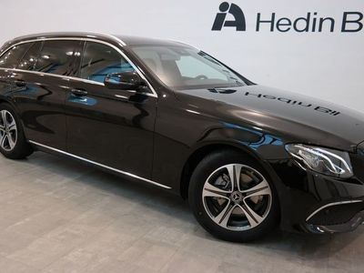 used Mercedes E200 // Parkeringsvärmare // Navigation // Aktiv Parkeringsas