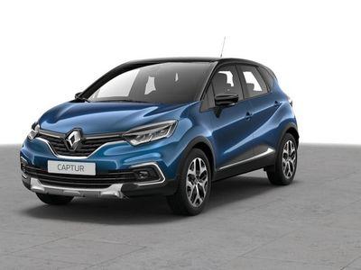 begagnad Renault Captur PhII TCe 90 Intens II - Köp till vinterhjul för 3års fri service 2019, Halvkombi 201 700 kr