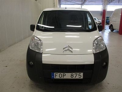 begagnad Citroën Nemo 1,4 Hdi 68 Hk Manuell 2,5m3 -10