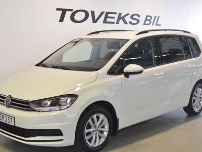 begagnad VW Touran 1.4 TSI 150 MAN