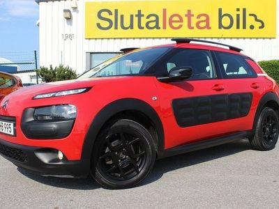 used Citroën C4 Cactus 1.2 PureTech Euro 6 S/V Hjul Blåtand Årsskatt 360:-