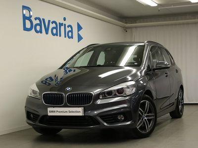 begagnad BMW 225 Active Tourer xe Sport Line Active Cruise Control Park Assist