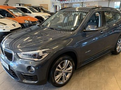begagnad BMW X1 20d Xdrive