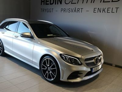 begagnad Mercedes 220 AMG-Line//Navi//Digital-Instrumentpanel