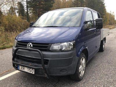 begagnad VW Transporter T5 2.0 BiTDI Pickup 4MOTION