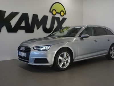 begagnad Audi A4 2.0 TDI | Proline | Drag | S&V-Hjul (190hk)