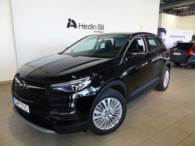 begagnad Opel Grandland X Dynamic 1,2 t 130 hk AUT