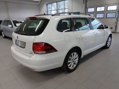 begagnad VW Golf Variant TDI 105 Bluemotion Te -12
