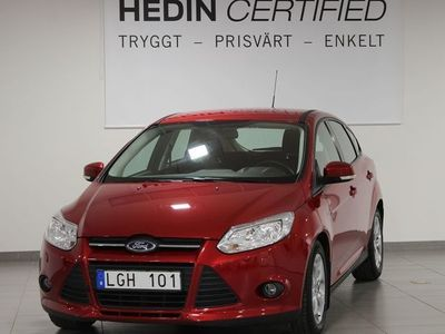 used Ford Focus 1.6TDCi 95hk
