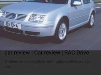 begagnad VW Bora defekt -99