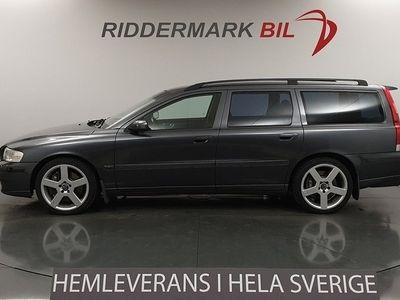 begagnad Volvo V70 R (300hk) R-Line