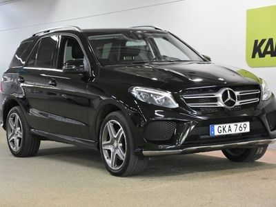 usata Mercedes GLE250 4matic AMG D-värm Drag (204hk)