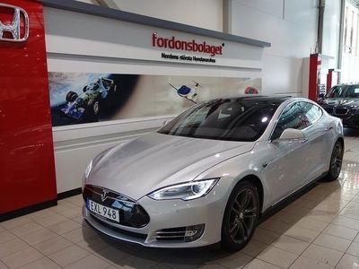 brugt Tesla Model S 70D AWD Svensksåld