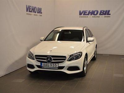 begagnad Mercedes C220 Bluetec Kombi Aut Drag Nav Bluetooth ILS