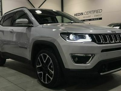 begagnad Jeep Compass LIMITED 1,3 150 HK DDCT