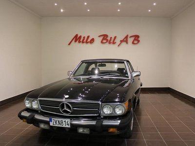 brugt Mercedes 560 SL5.5 V8 AUT SAMLARBIL HAR -86