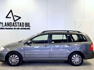 brugt Toyota Corolla 1,6 VVT-i 110hk
